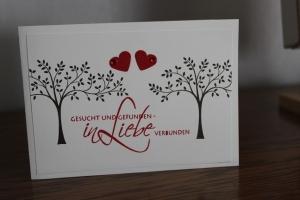 Hochzeit Stampin Up