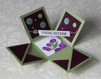 Mini-Explosionsbox Ostern Stampin Up