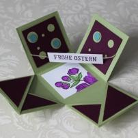 Mini-Explosionsbox Ostern Stampin Up