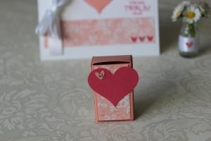 kleine Box Hochzeit Stampin Up