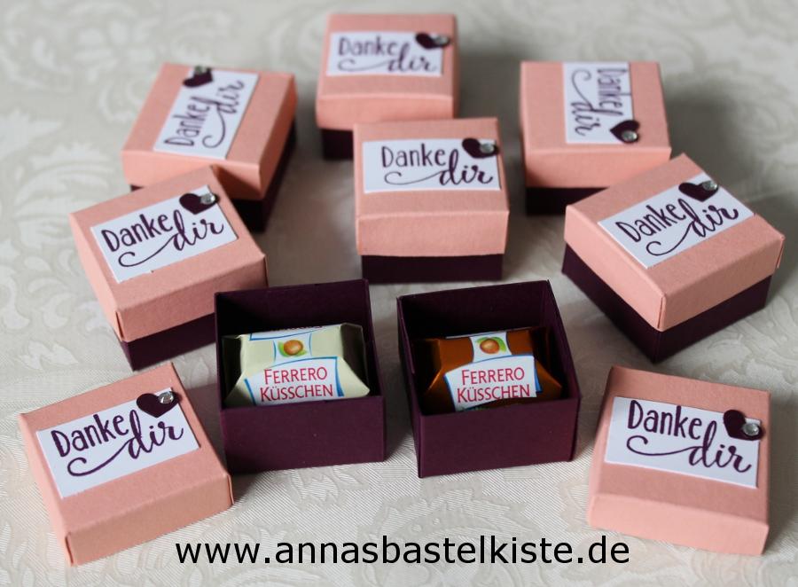 Hochzeit seite 2 annasbastelkiste - Streichholzschachteln hochzeit ...
