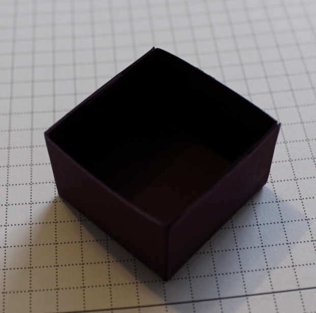 Boden Schachtel Stampin Up
