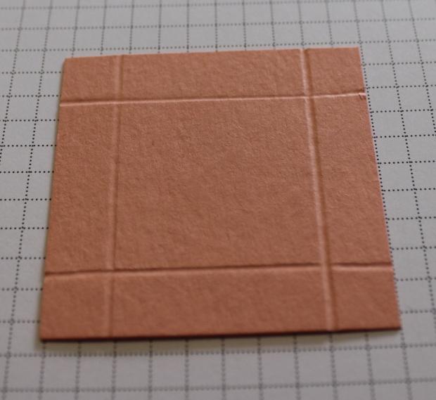 Deckel Schachtel Stampin Up
