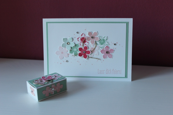 Stampin Up Set Geburtstag