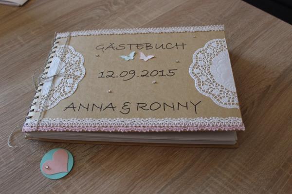 Gästebuch Hochzeit Stampin Up Fragebogen