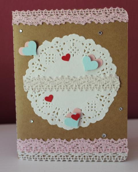 Kartenheft Hochzeit Stampin Up