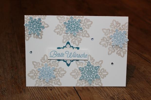 Geschenk Set Weihnachten Weihnachtskarte Stampin Up