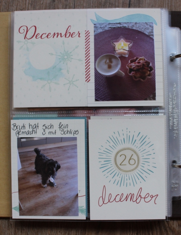 December Daily Project Life Stampin UP (12)