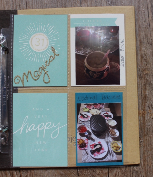 December Daily Project Life Stampin UP (3)