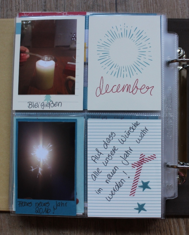 December Daily Project Life Stampin UP (16)