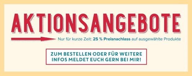 Aktionsangebot Stampin Up Herbst-/Winterkatalog 2016 AnnasBastelkiste